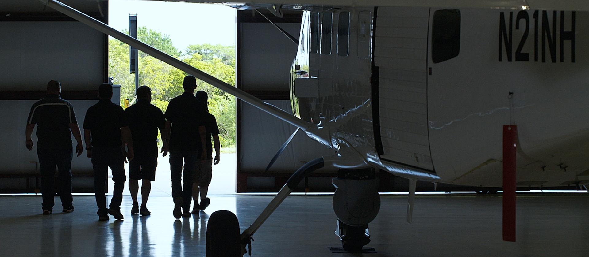 MAG Aerospace MC-208 Guardian